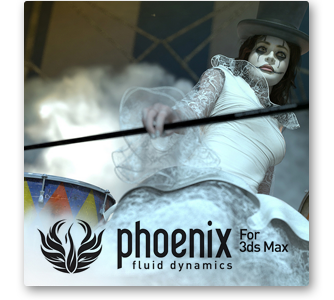 Phoenix FD 3 Workstation for 3ds Max